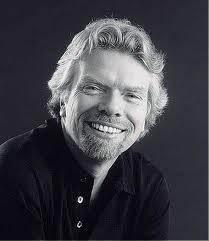 Ричард Брэнсон, основатель Virgin
